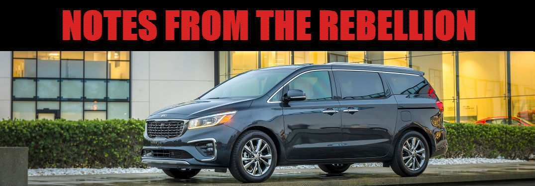 99 The 2019 The All Kia Sedona Configurations