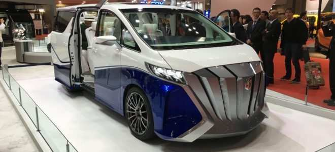 99 The 2019 Toyota Alphard Ratings