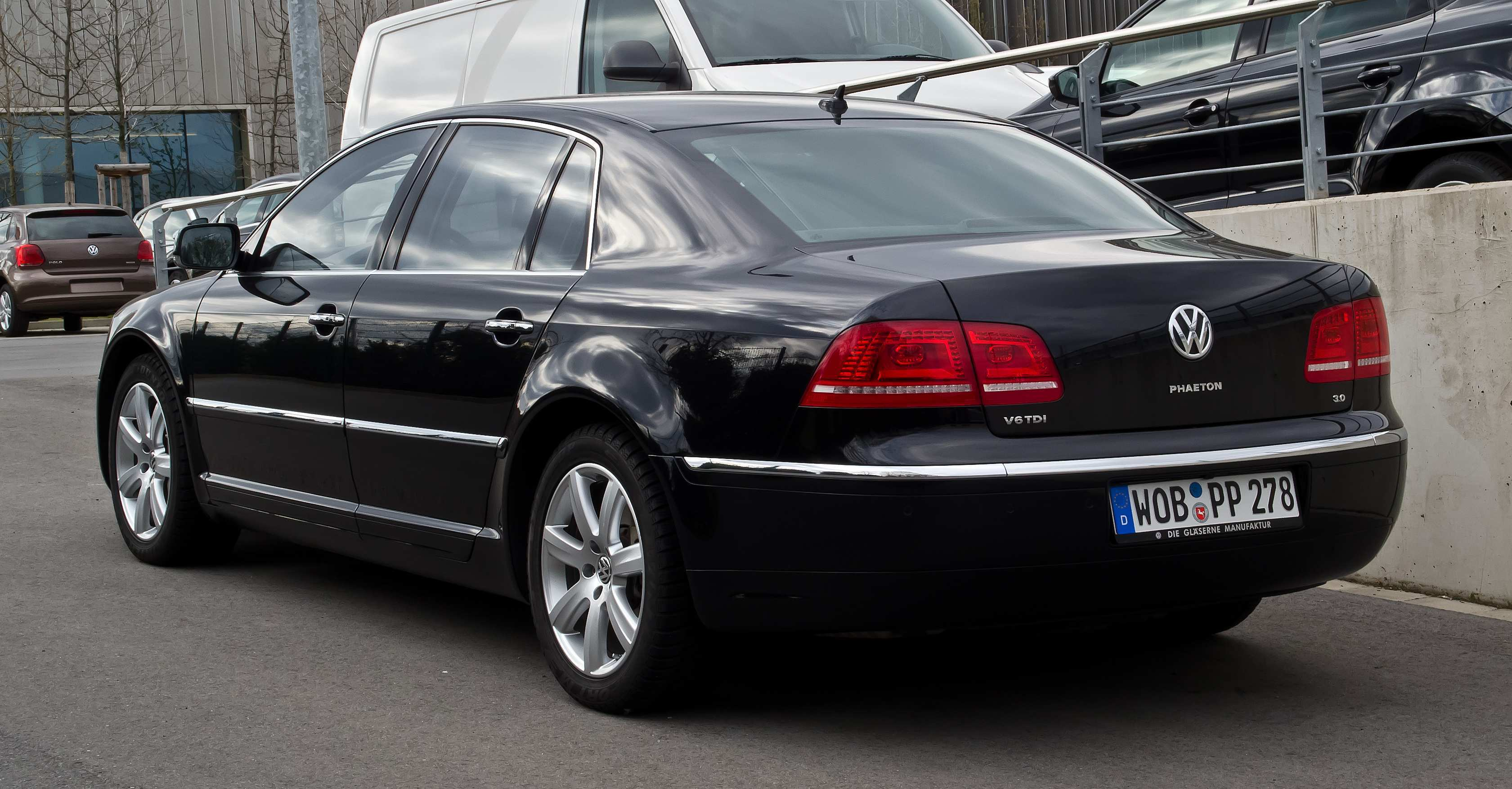 99 The 2019 VW Phaeton Price And Review