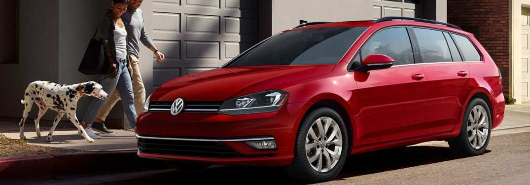 99 The 2019 Vw Golf Sportwagen Configurations