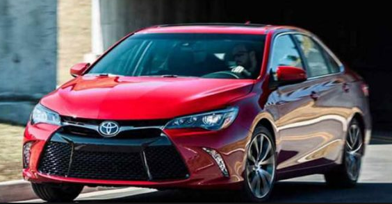 99 The 2020 All Toyota Camry Spy Shoot