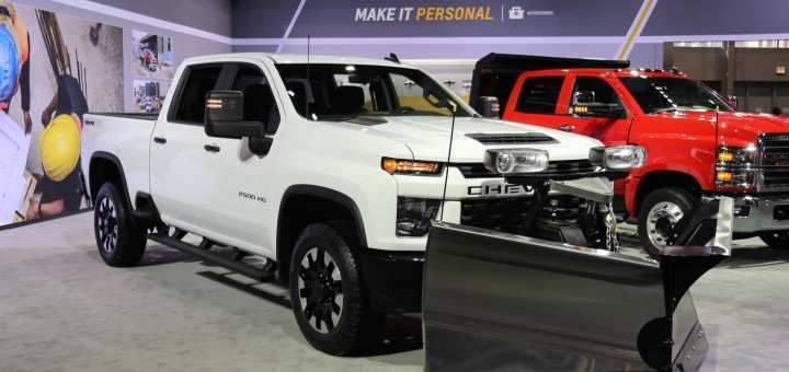 99 The 2020 Chevy Silverado Hd Concept