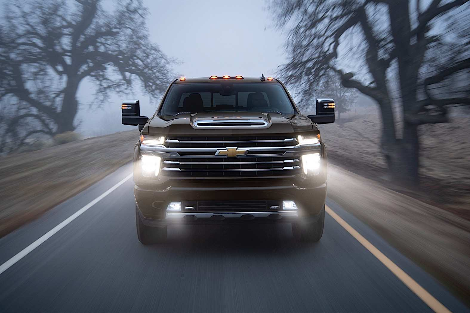 99 The 2020 Chevy Silverado Hd Exterior And Interior