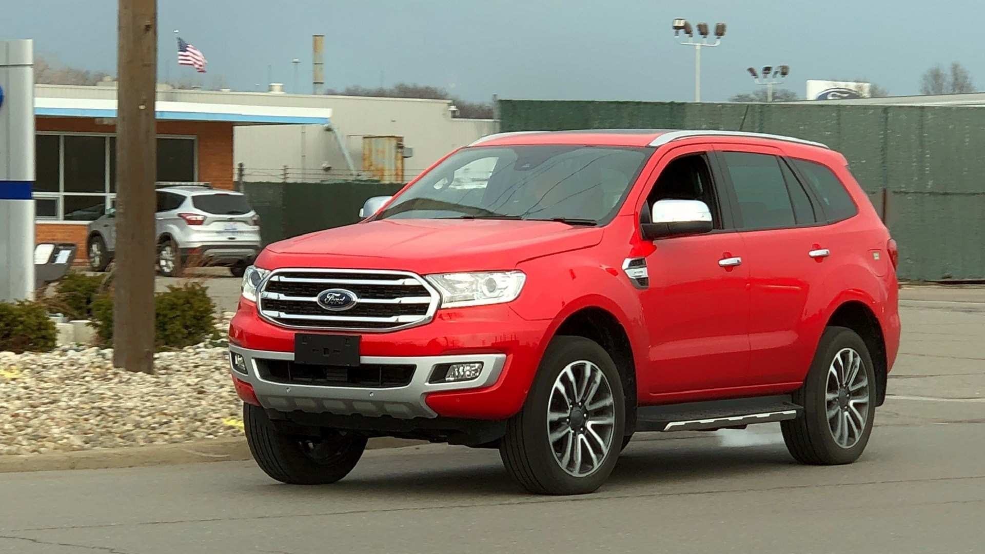 99 The 2020 Ford Everest Price And Release Date