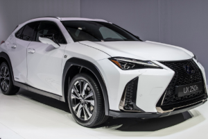 99 The 2020 Lexus NX 200t Picture