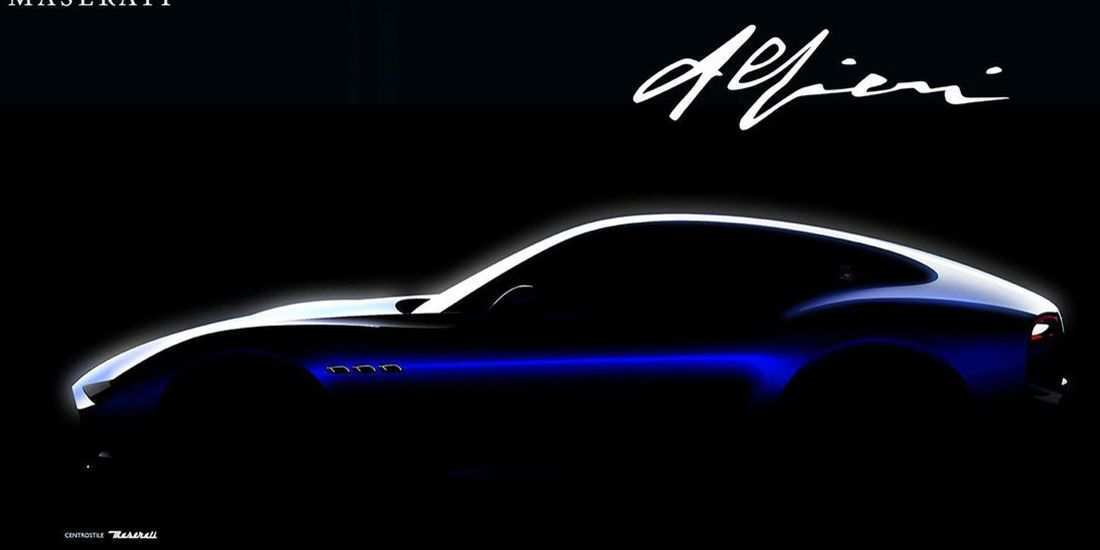 99 The 2020 Maserati Alfieris Release