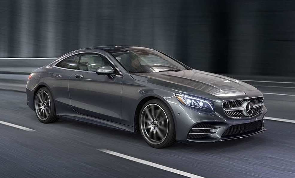 99 The 2020 Mercedes S Class Review