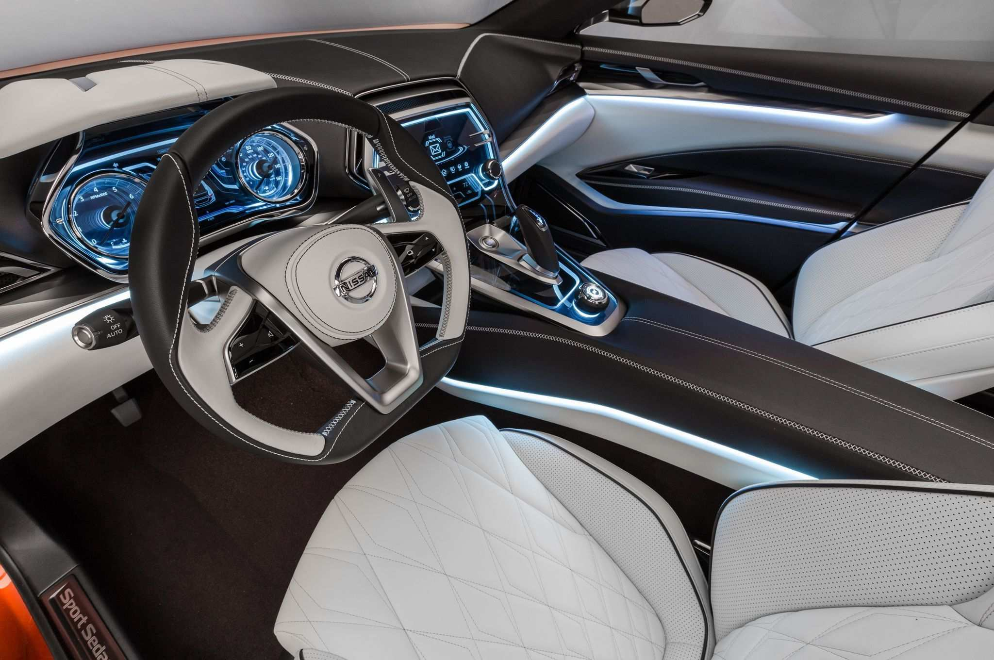 99 The 2020 Nissan Altima Interior Model