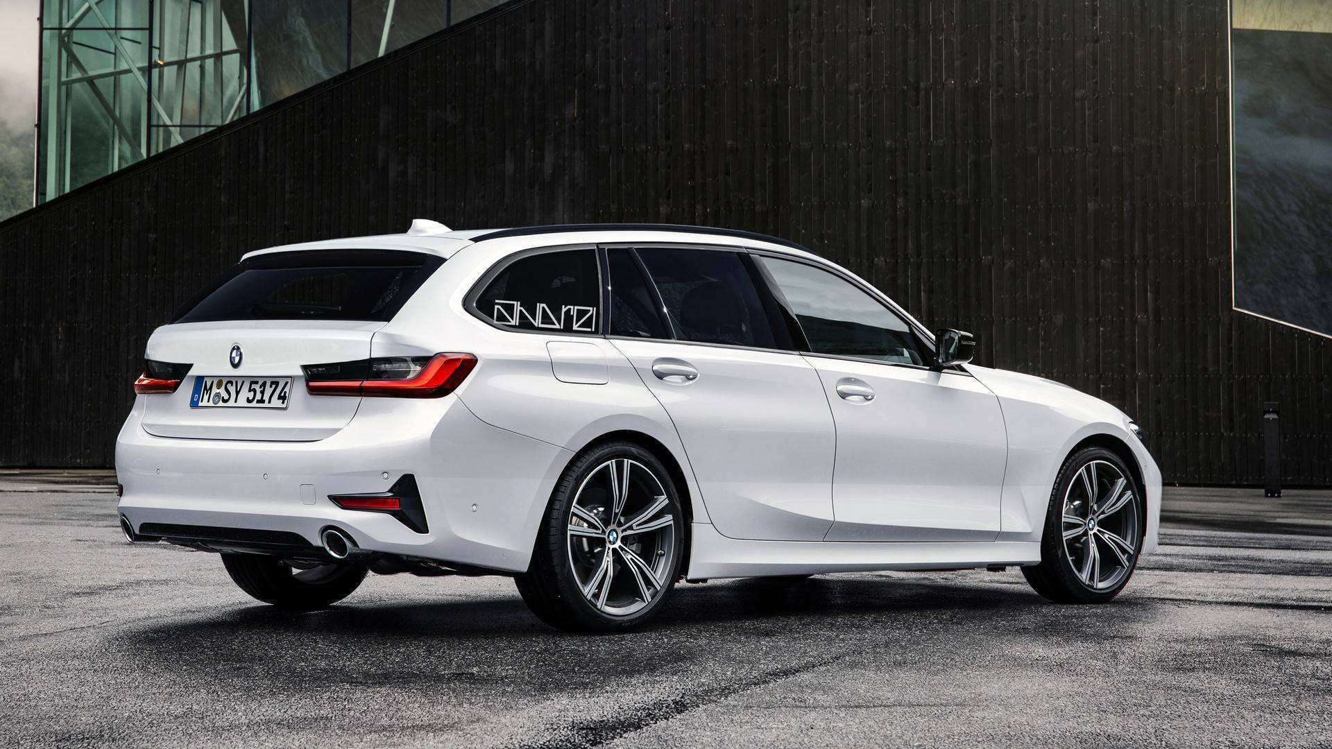 99 The 2020 Spy Shots BMW 3 Series Exterior And Interior