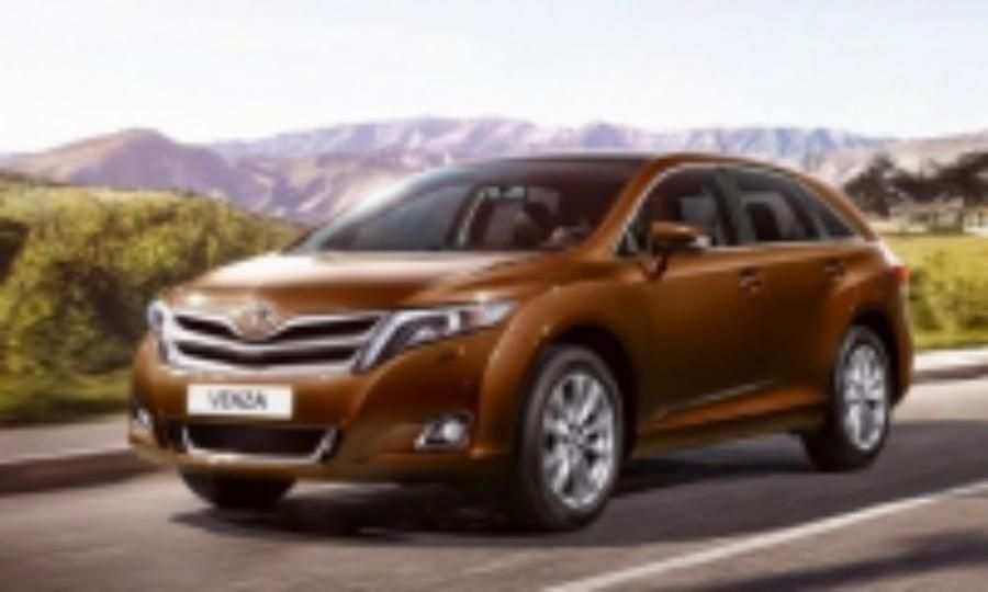 99 The 2020 Toyota Venza Redesign And Concept