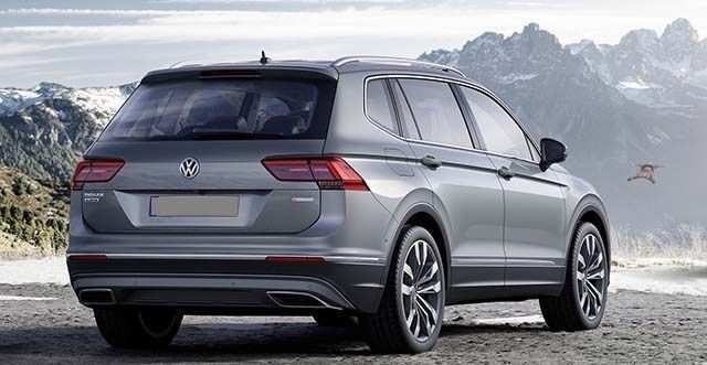 99 The 2020 VW Tiguan Release Date
