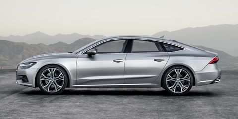 99 The Best 2019 Audi A7 Images