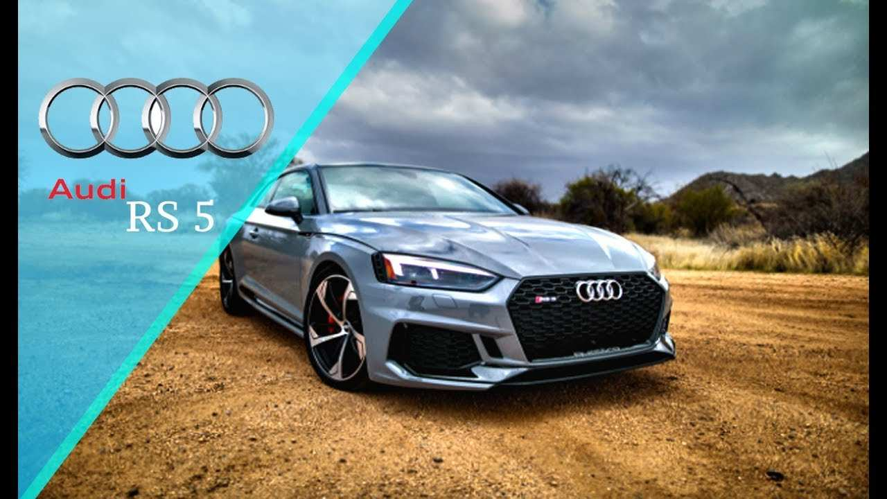99 The Best 2019 Audi Rs5 Exterior