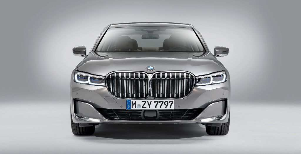 99 The Best 2019 BMW 7 Series Research New