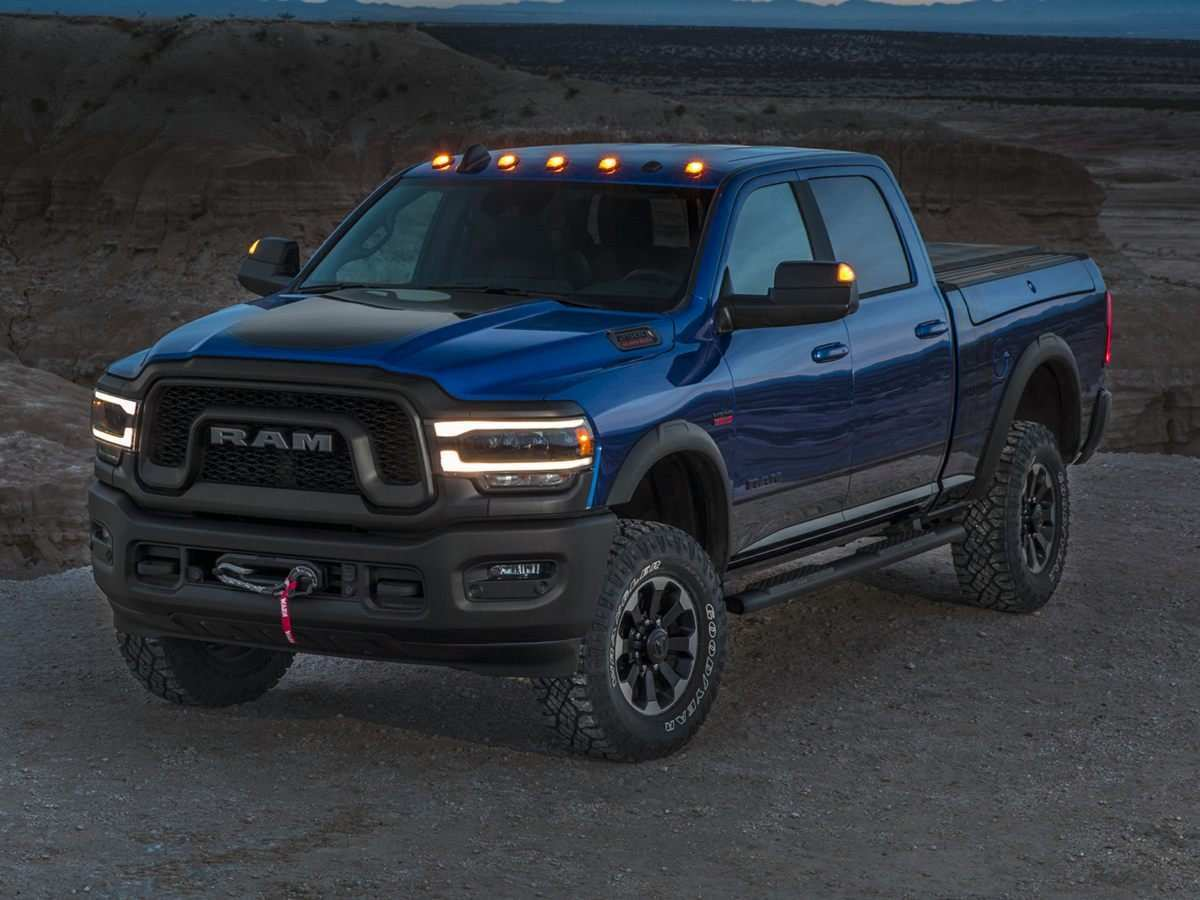 99 The Best 2019 Dodge Power Wagon Style