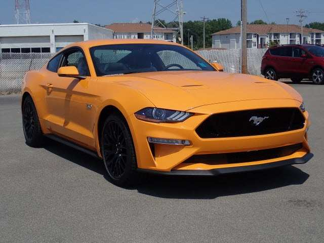 99 The Best 2019 Ford Mustang Specs And Review