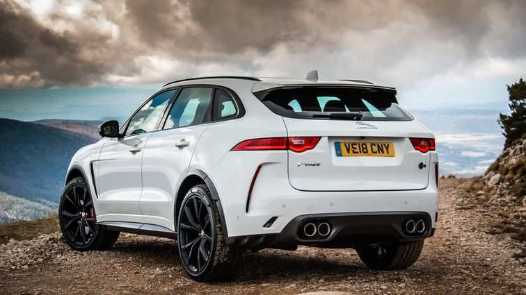 99 The Best 2019 Jaguar F Pace Svr Release Date