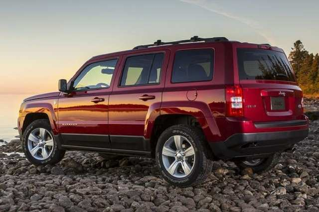 99 The Best 2019 Jeep Patriot Rumors