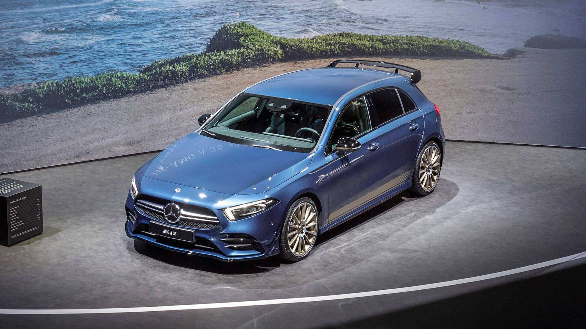 99 The Best 2019 Mercedes Hatchback Pictures