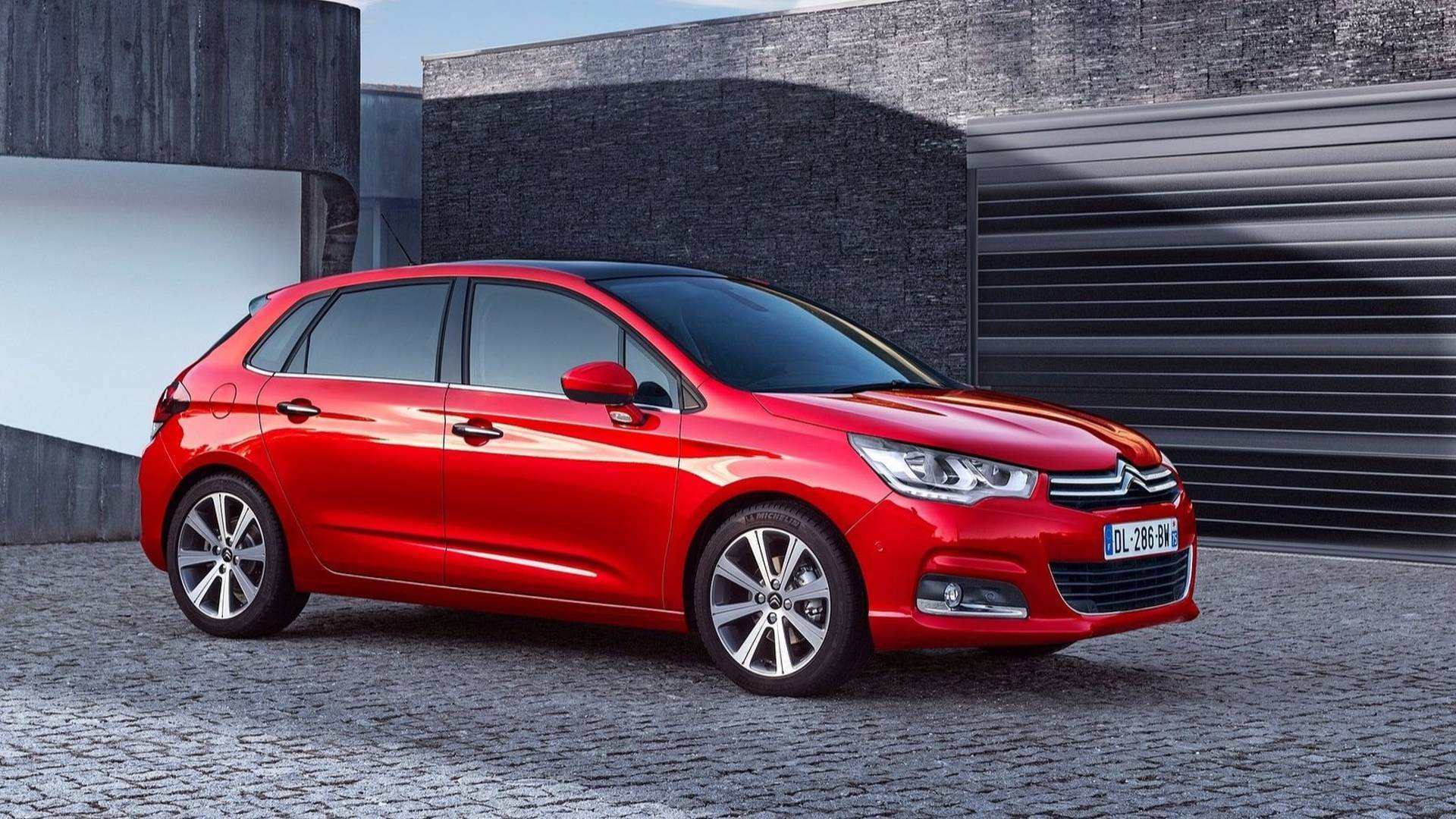 99 The Best 2019 New Citroen C4 Redesign And Concept