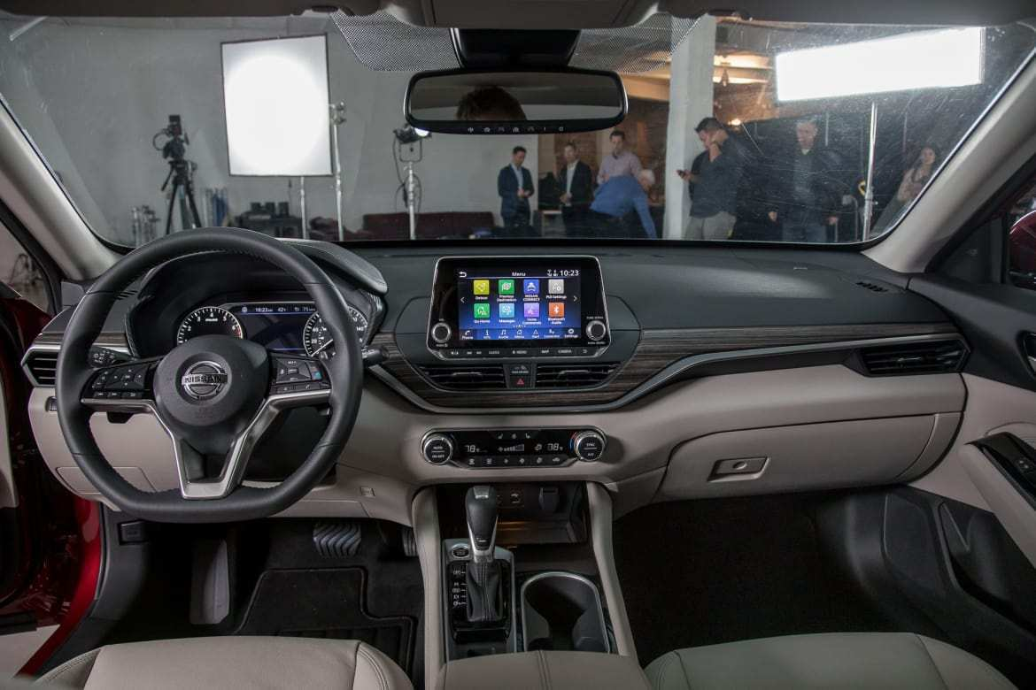 99 The Best 2019 Nissan Altima Interior Picture