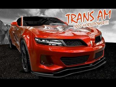 99 The Best 2019 Pontiac Firebird Trans Am Review And Release Date