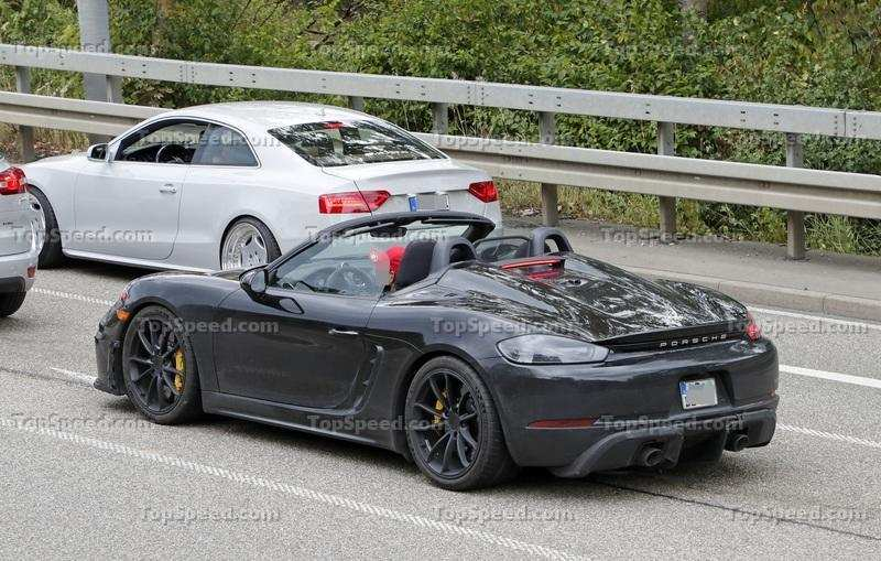 99 The Best 2019 Porsche 718 Specs And Review