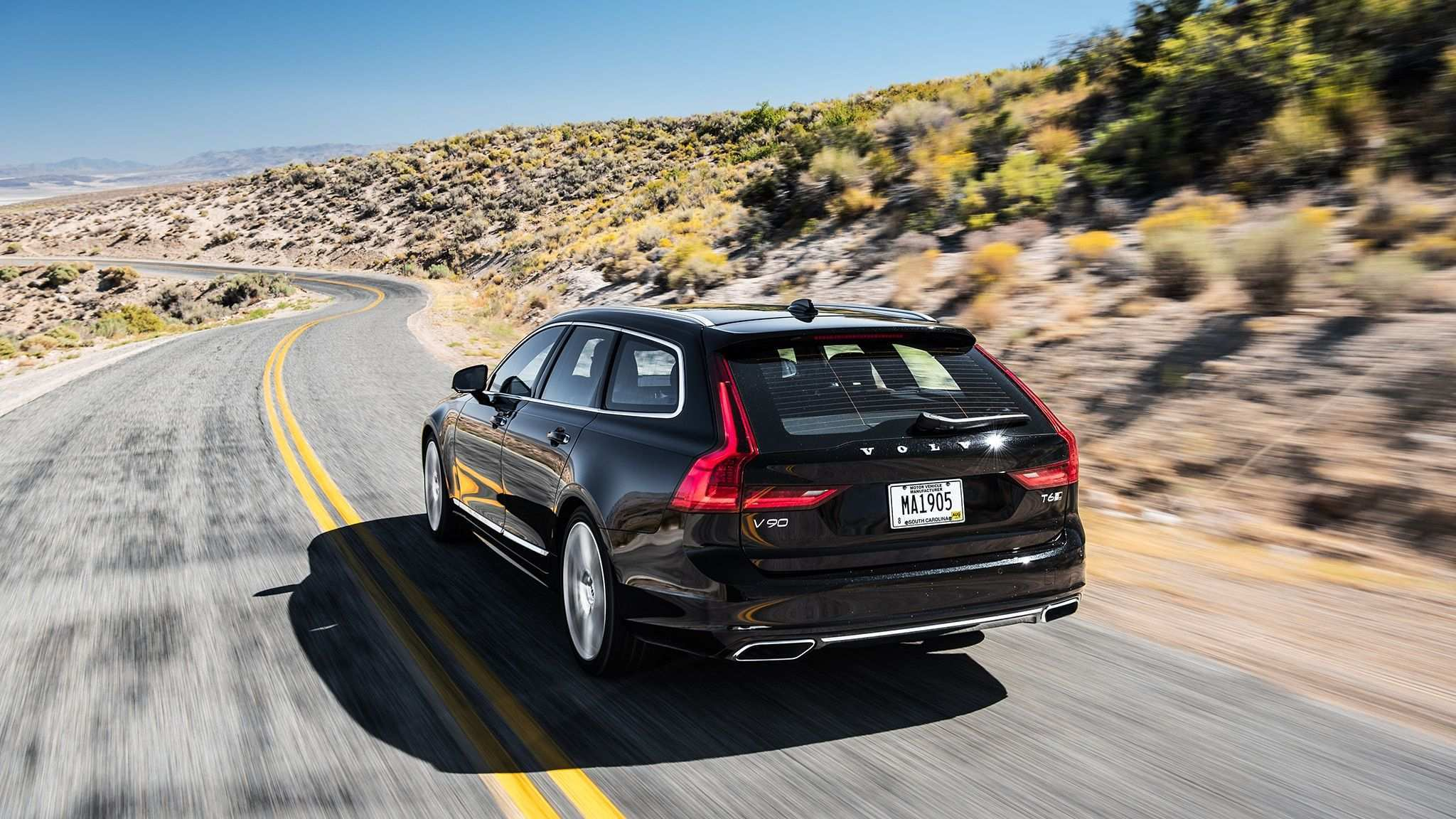 99 The Best 2019 Volvo Station Wagon Review