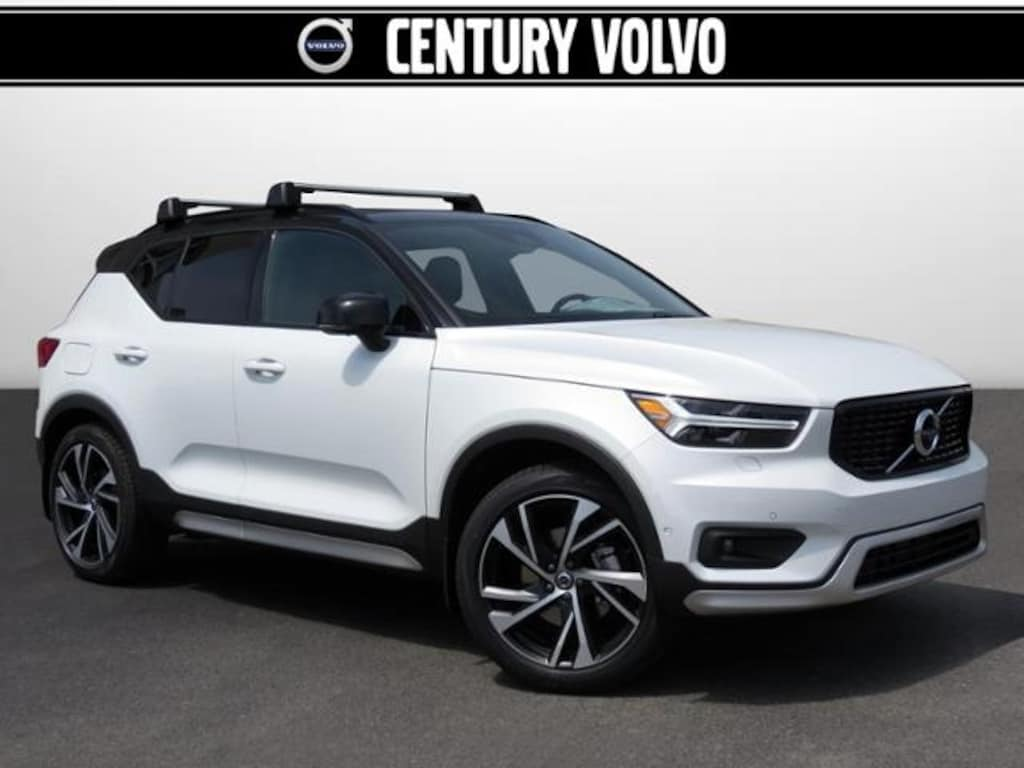 99 The Best 2019 Volvo Xc40 T5 R Design Concept