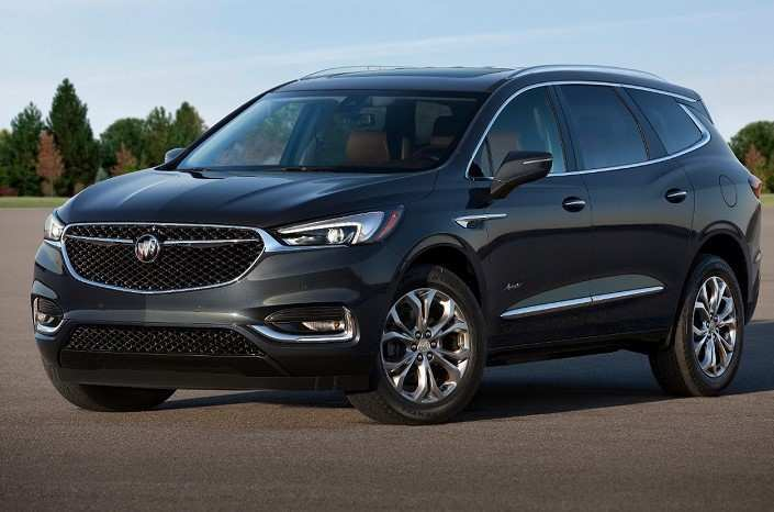 99 The Best 2020 Buick Enclave Concept