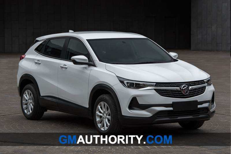 99 The Best 2020 Buick Encore History