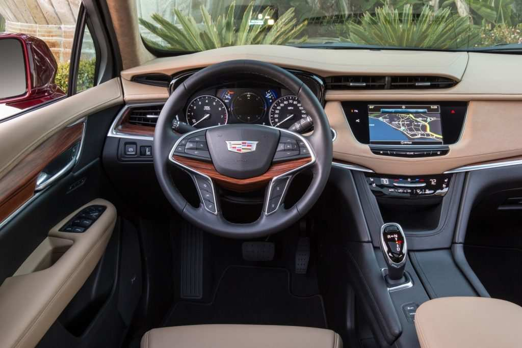99 The Best 2020 Cadillac Xt6 Interior Price And Review