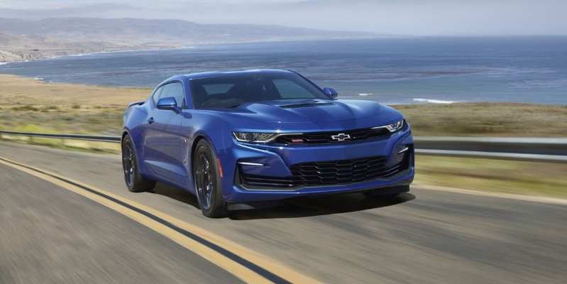 99 The Best 2020 Chevy Camaro Photos