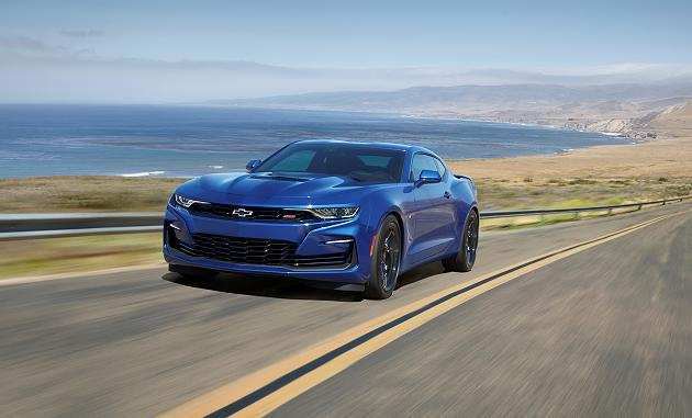 99 The Best 2020 Chevy Camaro Specs