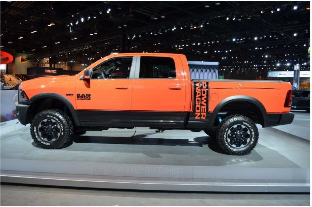 99 The Best 2020 Dodge Power Wagon Performance
