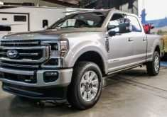 2020 Ford F350 Super Duty