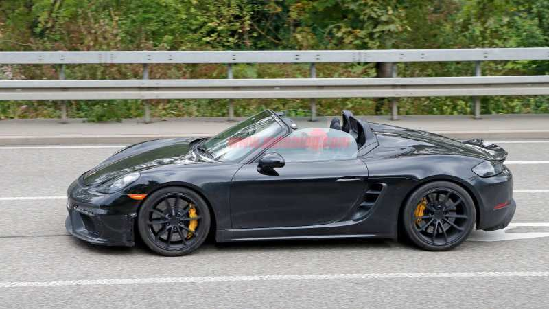 99 The Best 2020 Porsche Boxster Spyder Concept And Review