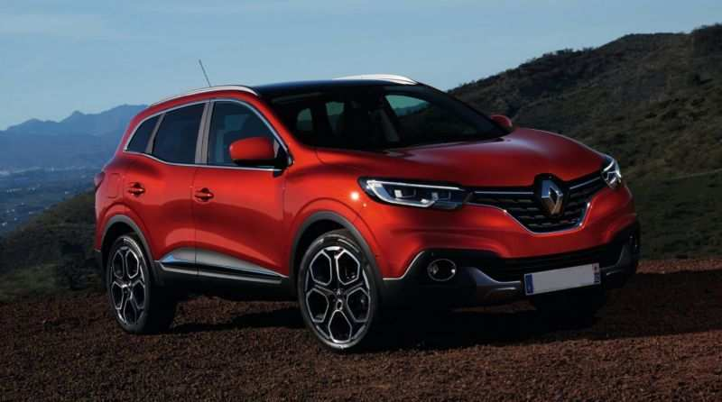 99 The Best 2020 Renault Kadjar New Review