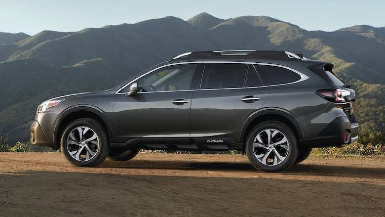 99 The Best 2020 Subaru Outback Specs