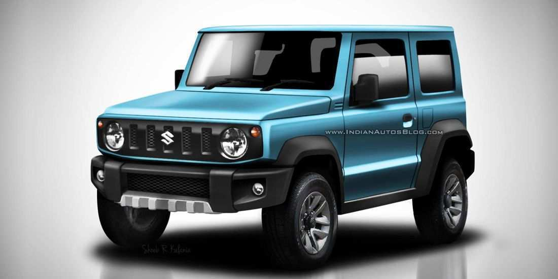 99 The Best 2020 Suzuki Jimny Model Review