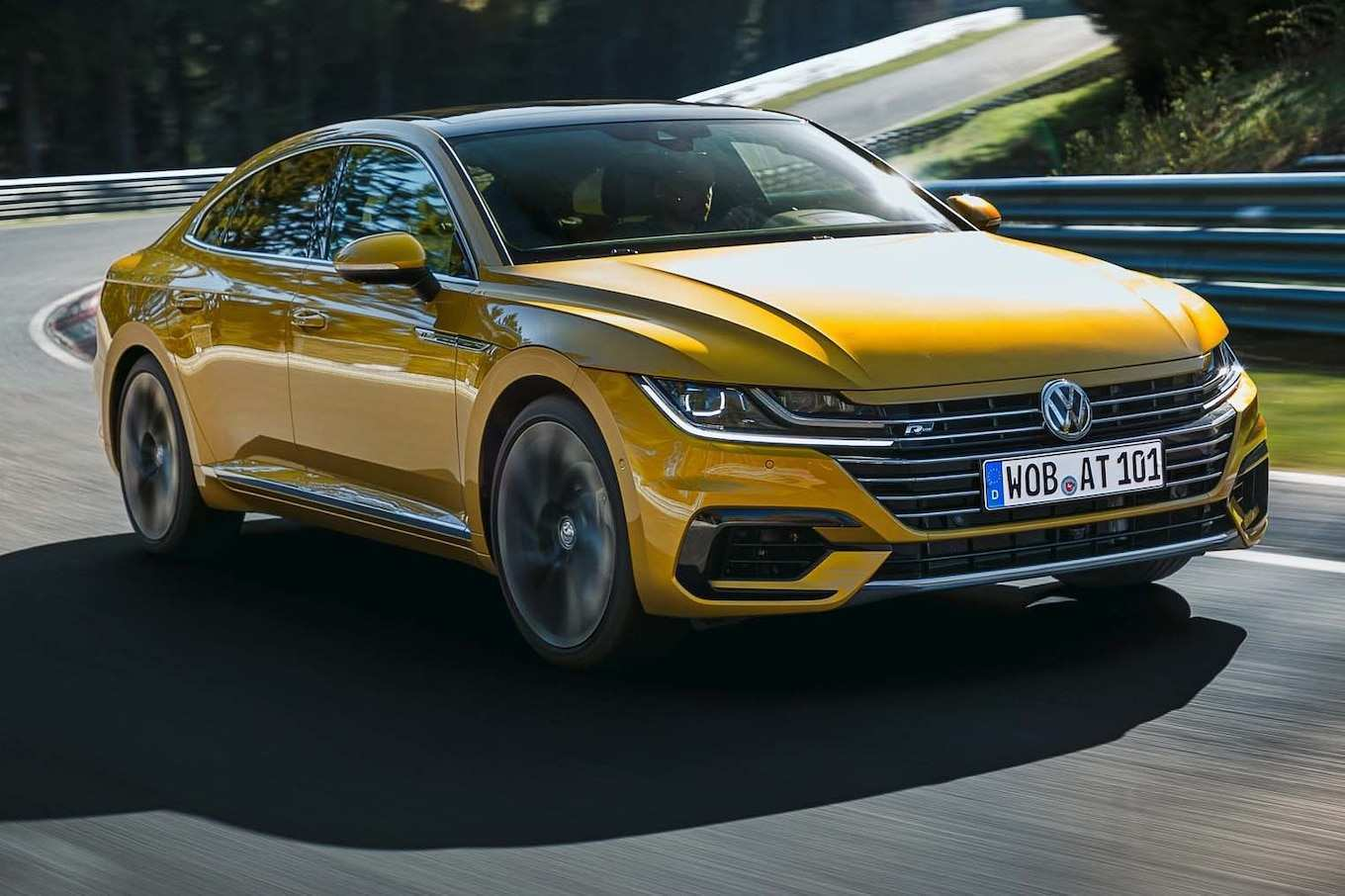 99 The Best Arteon Vw 2019 Redesign And Review
