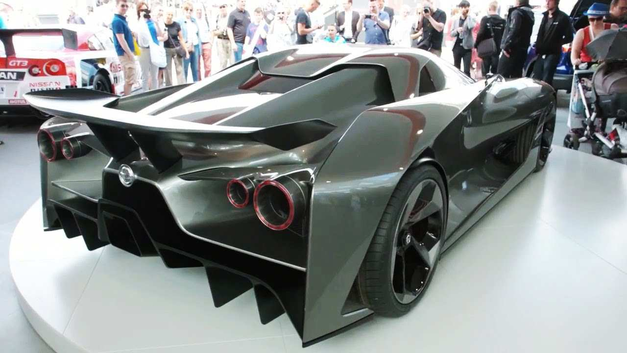 99 The Best Nissan Gtr 2020 Concept Spesification