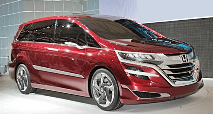 99 The Honda Van 2020 Concept And Review