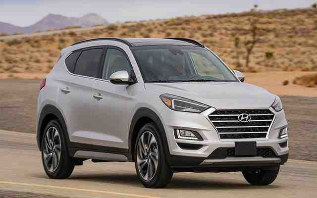 99 The Hyundai Tucson 2020 Model New Concept