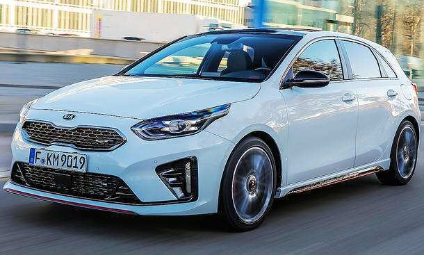 99 The Kia Ceed Gt 2019 Pictures