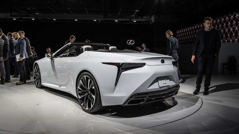 99 The Lexus Convertible 2020 Pricing