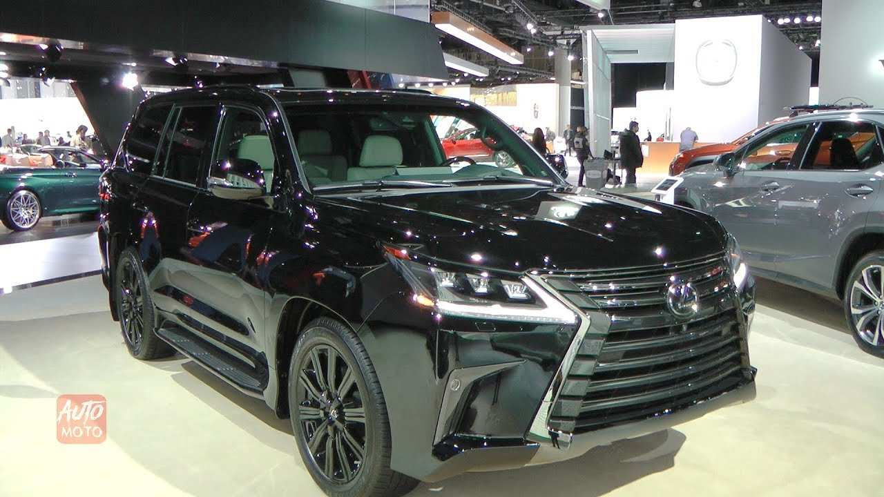 99 The Lexus Lx 2019 Interior Release Date