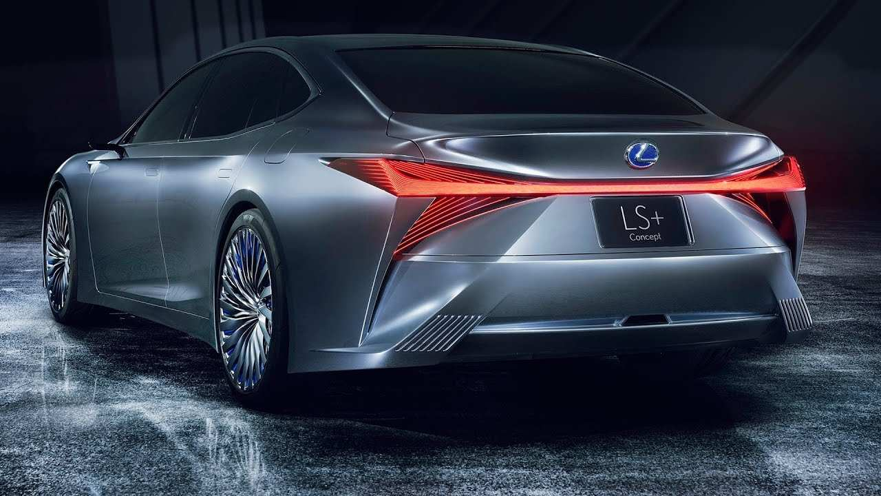 99 The Lexus New Models 2020 Exterior