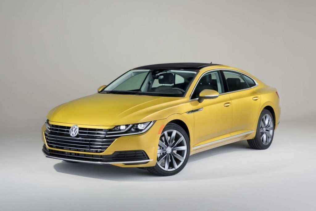 99 The Next Generation Vw Cc Overview