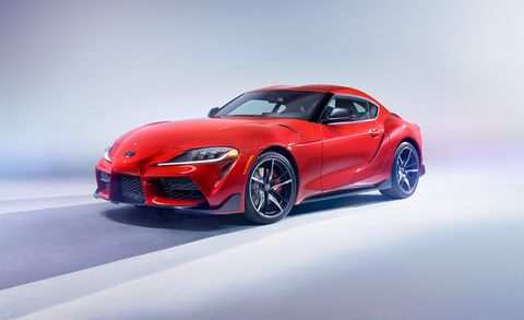 99 The Nissan Supra 2020 Style